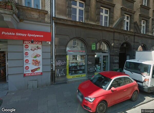 Ceny mieszkań Kraków Krakowska 21