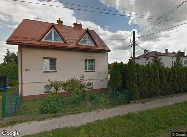 Ceny mieszkań Rzeszów Dębicka 213