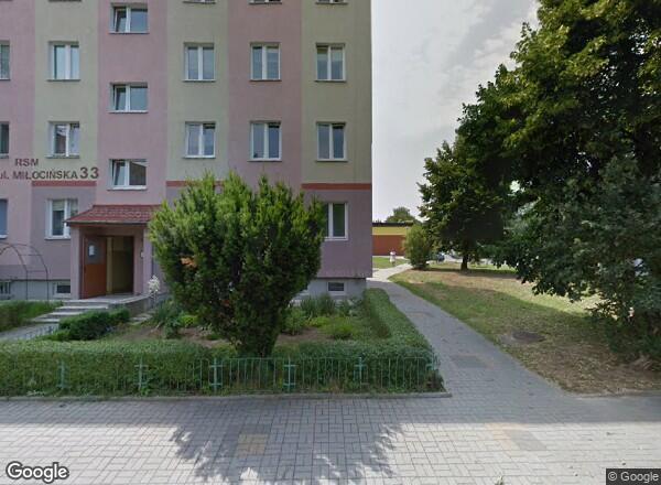 Ceny mieszkań Rzeszów Miłocińska 33