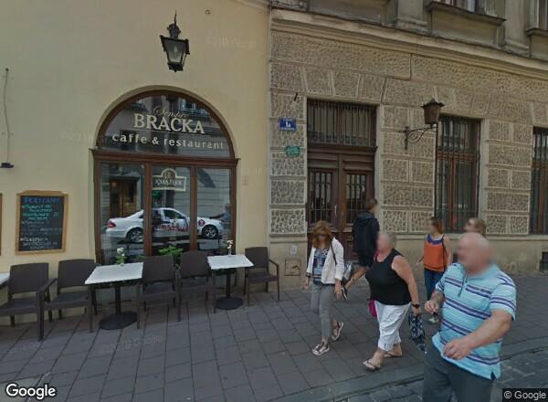 Ceny mieszkań Kraków Bracka 1A
