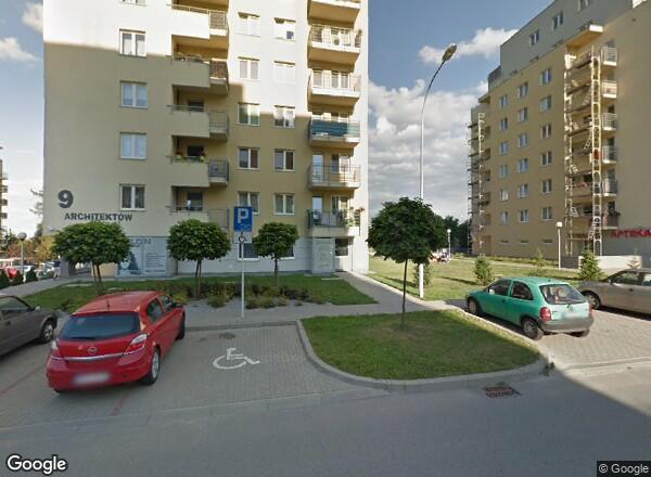 Ceny mieszkań Rzeszów Architektów 9