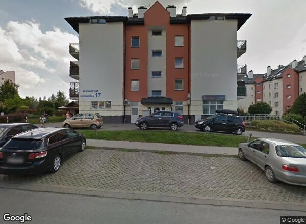 Ceny mieszkań Rzeszów Krośnieńska 17
