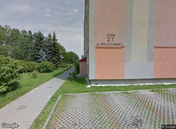 Ceny mieszkań Rzeszów Miłocińska 27