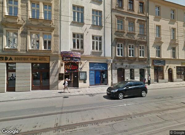 Ceny mieszkań Kraków Krakowska 32
