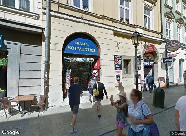 Ceny mieszkań Kraków Floriańska 36