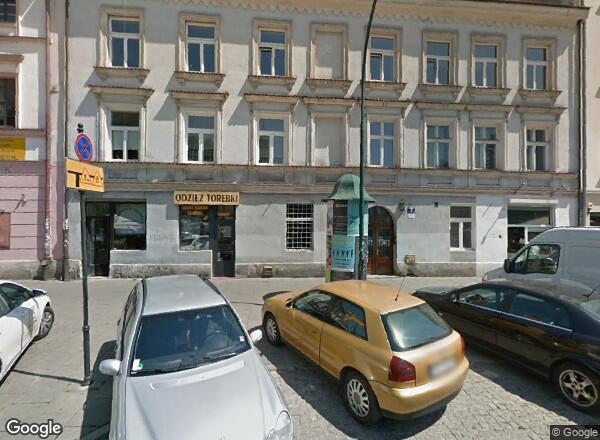 Ceny mieszkań Kraków Plac Wolnica 8